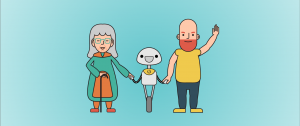 Use of care robots in welfare service